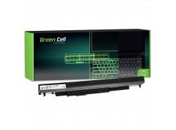 Batéria pre Green Cell telefóny HS04 pre HP 250 G4 G5 255 G4 G5, HP 15-AC012NW 15-AC013NW 15-AC033NW 15-AC034NW 15-AC153NW 15-AF