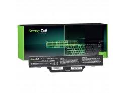 Green Cell Batéria HSTNN-IB51 HSTNN-LB51 pre HP 550 610 615 Compaq 550 610 615 6720 6720s 6730s 6735s 6800s 6820s 6830s