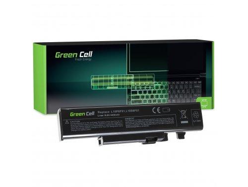 Green Cell Batéria L10S6F01 pre Lenovo IdeaPad Y470 Y570 Y570A Y570N