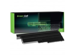 Green Cell Laptop ® Batérie 42T4504 42T4513 pre IBM Lenovo ThinkPad T60 T61 R60 R61