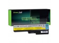 Green Cell Batéria L08L6Y02 L08S6Y02 pre Lenovo B460 B550 G430 G450 G530 G530M G550 G550A G555 N500 V460 IdeaPad Z360
