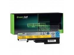 Green Cell Batéria L09L6Y02 L09S6Y02 pre Lenovo B570 B575 B575e G560 G565 G575 G570 G770 G780 IdeaPad Z560 Z565 Z570 Z575