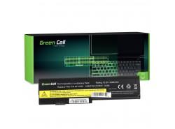 Green Cell Laptop ® Batérie 42T4650 pre IBM Lenovo ThinkPad X200 X201 X201