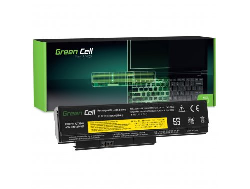 Batéria notebooku Green Cell Cell® 42T4861 pre Lenovo IBM ThinkPad X220