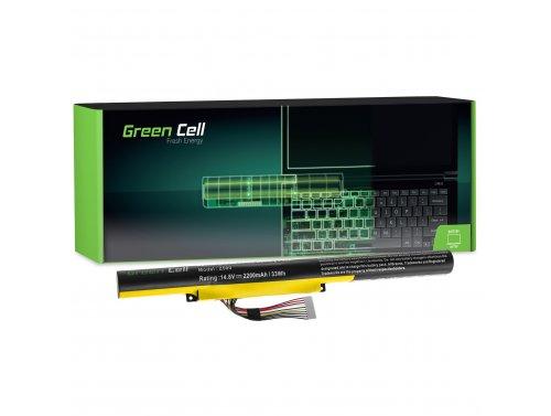 Green Cell Batéria L12M4F02 L12S4K01 pre Lenovo IdeaPad P400 P500 Z400 TOUCH Z410 Z500 Z500A Z505 Z510 TOUCH