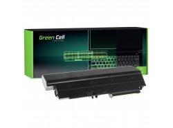 Batéria pre prenosné počítače Green Cell Cell® 42T5225 pre IBM Lenovo ThinkPad T61 R61 T400 R40