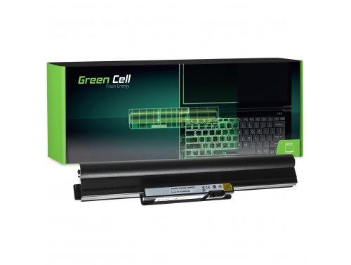 Green Cell Batéria L09S6D21 pre Lenovo IdeaPad U450 U450p U550