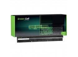 Green Cell ® batérie notebooku M5Y1K pre Dell Inspiron 14 3451, 15 3555 3558 5551 5552 5555 5558 5559 17 5755 5758 , 3458 3558 V