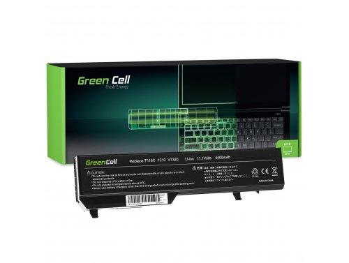 Green Cell ® laptop K738H batérie T114C pre Dell Vostro 1310 1320 1510 1511 1520 2510