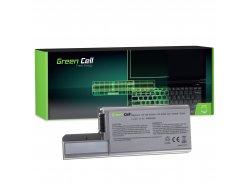 Green Cell Batéria CF623 DF192 pre Dell Latitude D531 D531N D820 D830 PP04X Precision M65 M4300