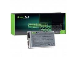 Green Cell Batéria C1295 pre Dell Latitude D500 D505 D510 D520 D530 D600 D610