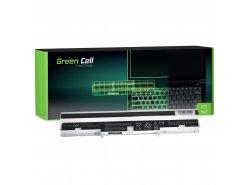 Batéria do notebooku Green Cell Cell® A41-U36 A42-U36 pre Asus U32 U32JC U32U U36 U36J U36JC U36S U36SD U36SG X32 X32U biela