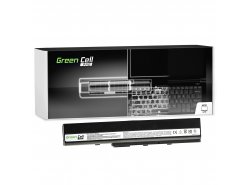 Green Cell ® batérie notebooku A32-K52 na K52 K52F K52JE K52JC K52JR K52N X52 X52J A52 A52F