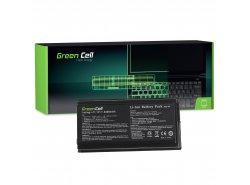 Green Cell Batéria A32-F5 pre Asus F5 F5C F5GL F5M F5N F5R F5SL F5SR F5Z F5V F5VL F5GL F5RL X50 X50GL X50M X50N X50RL X50SL