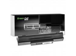 Green Cell PRO Batéria A32-K72 pre Asus N71 K72 K72J K72F K73S K73SV N71 N71J N71V N73 N73J N73S N73SV X73E X73S X73SD X77