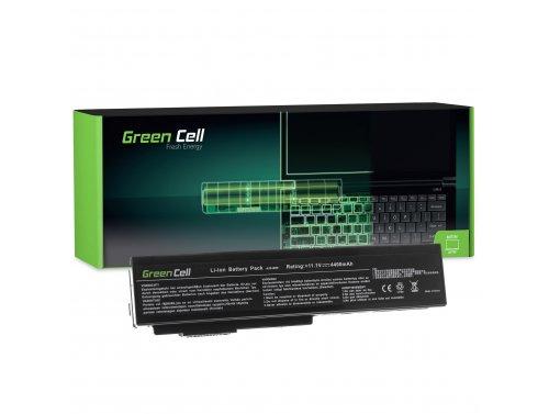 Green Cell Batéria A32-M50 A32-N61 pre Asus G50 G51J G60 G60JX M50 M50V N53 N53J N53S N53SV N61 N61J N61JV N61V N61VG N61VN