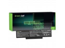 Green Cell ® batérie notebooku A32-F3 pre Asus F2 F3 F2J F3S F3E F3F F3K F3SG F7 M51