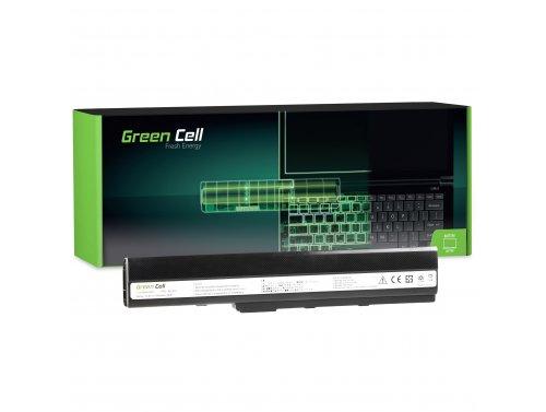 Green Cell Batéria A32-K52 pre Asus A52 A52F A52N K42 K52 K52D K52F K52J K52JB K52JC K52JE K52JR K52N X52 X52F X52J X52N