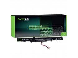 Green Cell ® batérie notebooku A41-X550 pre Asus F550 F750 K550 K750 R510 R750 X550 X750