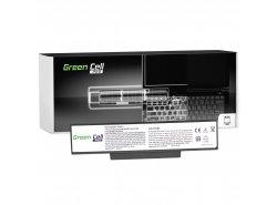 Green Cell ® batérie notebooku A32-K72 pre Asus N71 K72 K72F K72J K73SV N71 N73 N73S N73SV X73S