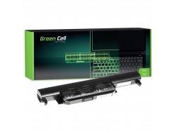 Batéria notebooku Green Cell A32-K55 A33-K55 pre Asus A55 K55 K55A K55V K55VD K55VJ K55VM K75 R400 R500 R500V R700 X55A X55U