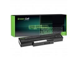 Green Cell Batéria A32-K72 pre Asus N71 K72 K72J K72F K73S K73SV N71 N71J N71V N73 N73J N73S N73SV X73E X73S X73SD X73T X77