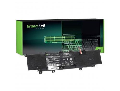 Green Cell Batéria C31-X402 pre Asus VivoBook S300 S300C S300CA S400 S400C S400CA X402 X402C
