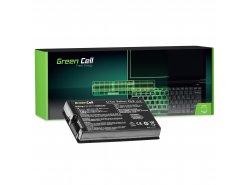 Green Cell Batéria A32-F80 A32-F80A pre Asus F50 F50SL F50Q F50Z F80 F80H F80L F80S F81 N60 X60 X61 X61G X61S X61Z X61SL