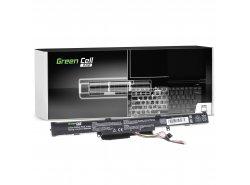 Green Cell PRO Batéria A41-X550E pre Asus A550 F550 F550D K550 K750 R510 R510D R510DP R750 R752L X450 X550 X550D X750 X751L