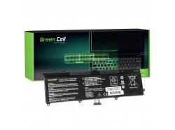 Green Cell Batéria C21-X202 pre Asus X201 X201E F201E VivoBook F202E Q200E S200E X202 X202E