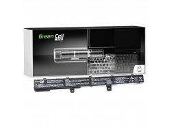 Green Cell PRO Batéria A41N1308 A31N1319 pre Asus R508 R509 R512 R512C X551 X551C X551CA X551M X551MA X551MAV X751L