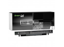 Notebook Green Cell ® Akku Green Cell PRO A41-X550A pre A450 A550 R510 R510CA X550 X550CA X550CC X550VC 2600mAh