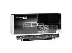 Notebook Green Cell ® Akku Green Cell PRO A41-X550A pre Asus A450 A550 R510 R510CA X550 X550CA X550CC X550VC 2600mAh