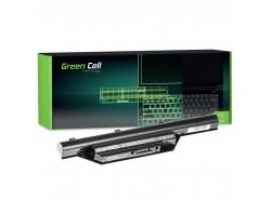 Green Cell Batéria FPCBP179 pre Fujitsu-Siemens LifeBook S6510 S6520 S7210 S7220