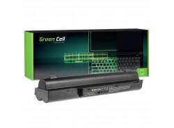 Green Cell Batéria FPCBP250 pre Fujitsu LifeBook A512 A530 A531 AH502 AH530 AH531 LH520 6600mAh