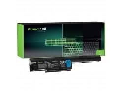 Green Cell Batéria FPCBP274 FMVNBP195 pre Fujitsu LifeBook BH531 LH531 SH531