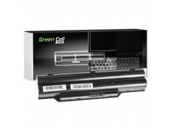Green Cell PRO Batéria FPCBP250 pre Fujitsu LifeBook A512 A530 A531 AH502 AH530 AH531 LH520