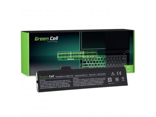 Green Cell Batéria 3S4000-G1S2-04 pre UNIWILL L50 Fujitsu-Siemens Amilo Pa2510 Pi1505 Pi1506 Pi2512 Pi2515