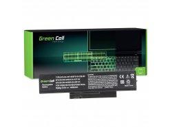 Green Cell Batéria SDI-HFS-SS-22F-06 pre Fujitsu-Siemens Esprimo Mobile V5515 V5535 V5555 V6515 V6555