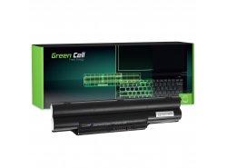Green Cell Batéria FPCBP145 pre Fujitsu-Siemens LifeBook E751 E752 E782 E8310 P771 P772 T580 S710 S751 S752 S760 S762 S782