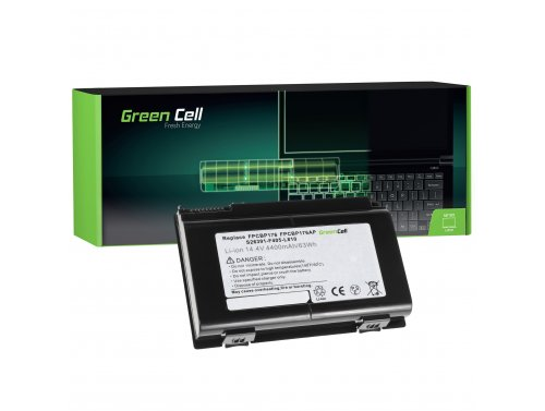 Green Cell Batéria FPCBP176 pre Fujitsu LifeBook E8410 E8420 E780 N7010 AH550 NH570