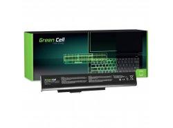 Green Cell Batéria A32-A15 A41-A15 A42-A15 pre MSI A6400 CR640 CR640DX CR640MX CX640 CX640MX MS-16Y1 14.4V