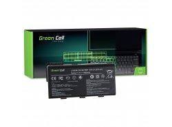 Green Cell ® laptop batérie BTY-L74 pre MSI A6000 CR500 CR600 CR700 CX500 CX600