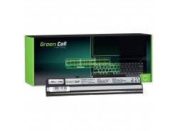 Notebook Green Cell ® Akku BTY-S12 BTY-S11 pre MSI Wind U100 POČÍTAČ MYŠ LuvBook U100 PROLINE U100 Roverbook Neo U100