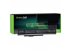 Green Cell Batéria A32-A15 A41-A15 A42-A15 pre MSI A6400 CR640 CR640DX CR640MX CX640 CX640MX MS-16Y1 10.8V
