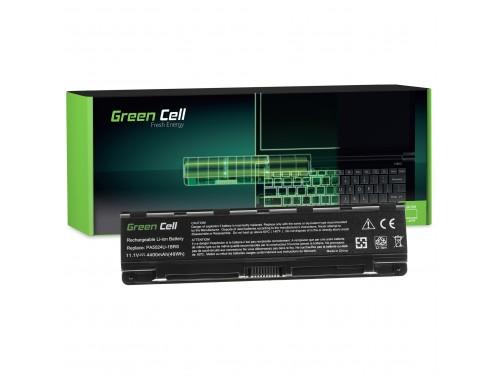 Green Cell Batéria PA5024U-1BRS PABAS259 PABAS260 pre Toshiba Satellite C850 C850D C855 C855D C870 C875 L850 L850D L855 L870