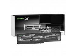 Batéria pre laptopy Green Cell ® PA3817U-1BRS pre Toshiba Satellite C650 C650D C660 C660D L650D L655 L750