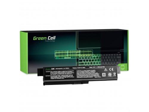 Green Cell Batéria PA3817U-1BRS PA3818U-1BAS pre Toshiba Satellite C650 C650D C660 C660D C665 L750 L750D L755D L770 L775