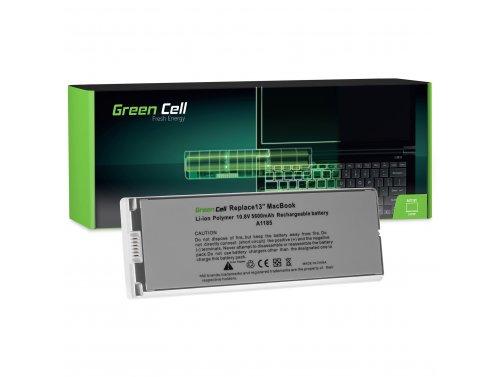 Green Cell Batéria A1185 pre Apple MacBook 13 A1181 2006-2009