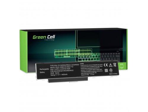 Batéria pre laptopy Green Cell Cell® SQU-701DHR504 pre Joybook C41 Q41 R43C43R43CE R56 a Packard Bell EASYNOTE MB55 MB85 MH35 MH